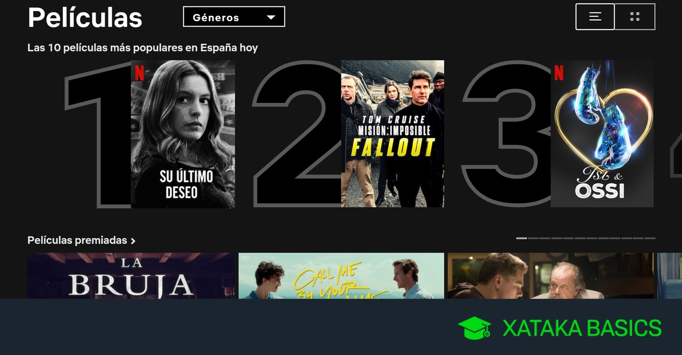Cómo Ver El Top 10 De Películas O Series Más Vistas Del Día En Netflix
