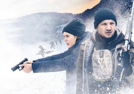 'Wind River': Jeremy Renner y Elizabeth Olsen brillan en un estupendo thriller inédito en los cines españoles