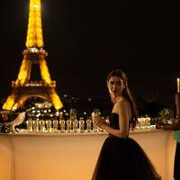 Gracias a Emily in Paris los Globos de Oro se han visto envueltos en un escándalo de corrupción interna
