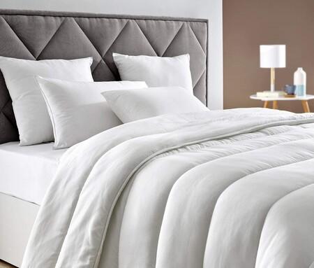 Edredones de fibra, de plumón... ¿Cómo equipar nuestra cama en invierno?