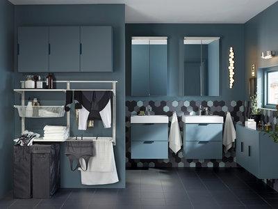 Catálogo IKEA 2018: novedades para el baño