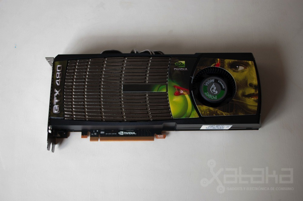 Foto de NVidia GTX 480, análisis (9/36)