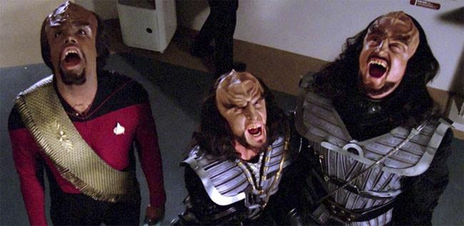 Klingon VX