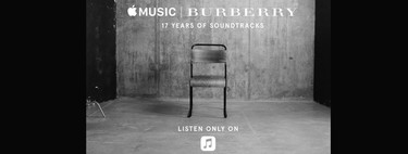 Burberry celebra 17 años de música con su propio espacio Apple Music