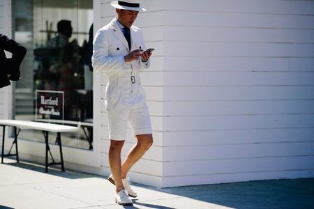 El mejor street style de la semana adopta el blanco para recibir la primavera