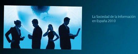 Informe sobre la Sociedad de la Información 2011, se dispara la banda ancha móvil