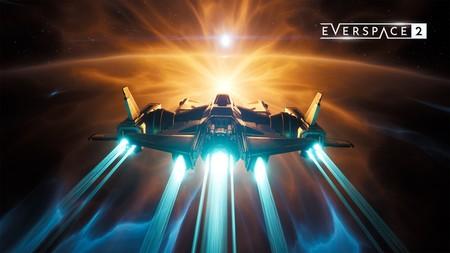 El juego de naves Everspace 2 consigue financiarse en Kickstarter poco antes de que acabe su campaña