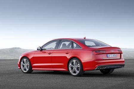 Audi A6 2014 - Audi S6 2014