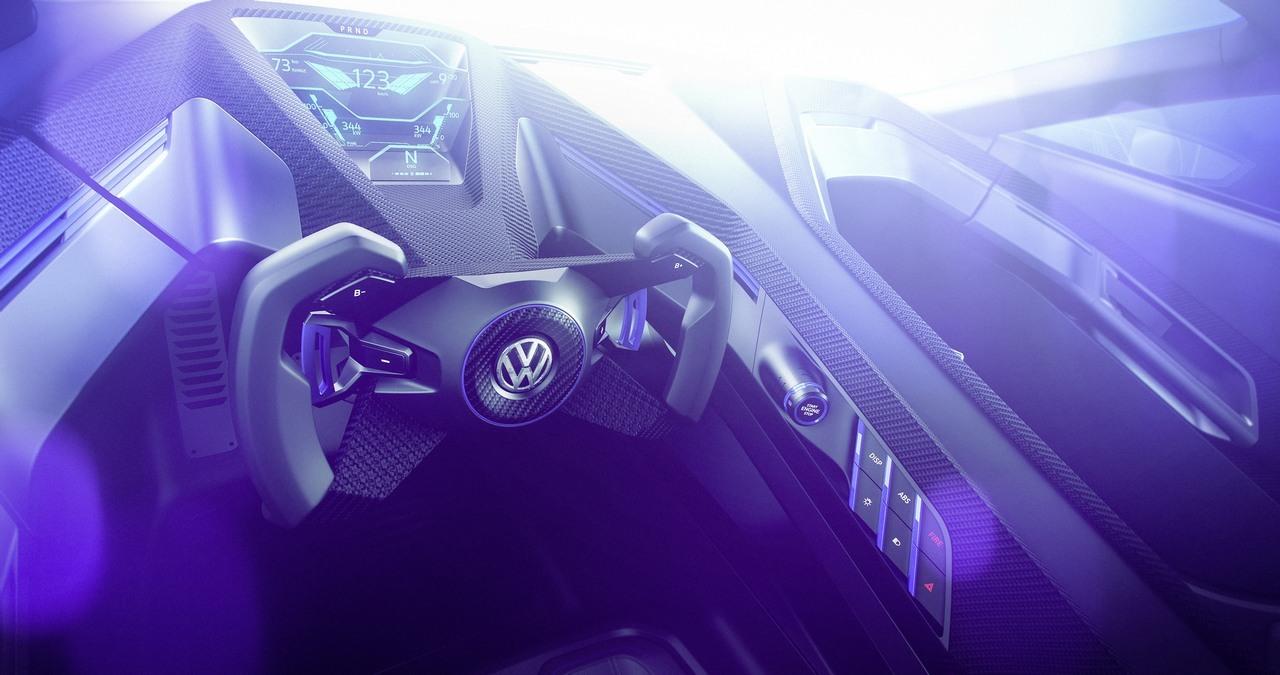 Foto de Volkswagen Golf GTE Sport Concept (25/43)