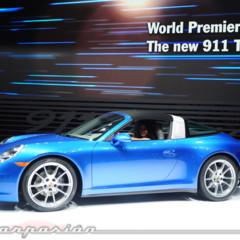 Foto 4 de 5 de la galería porsche-911-targa-991-salon-de-detroit en Motorpasión