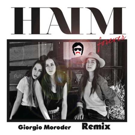 Giorgio Moroder remezcla el 'Forever' de Haim: caballo ganador