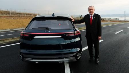 TOGG nuevo fabricante de SUV desde Turquía
