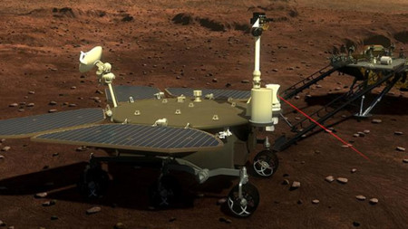 China Marte 2