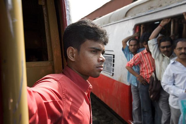 Tren de India