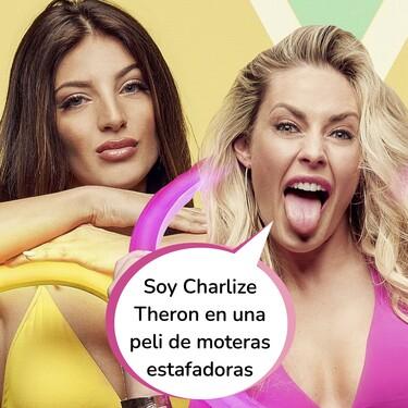 Así son Bea, Celia, Fiona, Adele y Carla: Las 5 solteras pibonéxicas de 'Love Island', el nuevo reality de Neox presentado por Cristina Pedroche