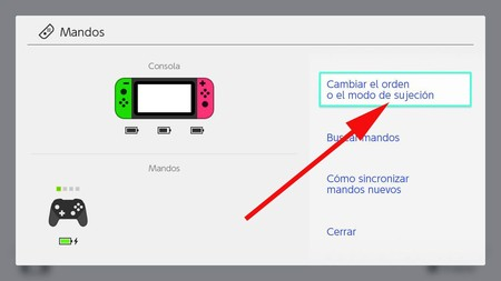 Android Mando Nintendo Switch