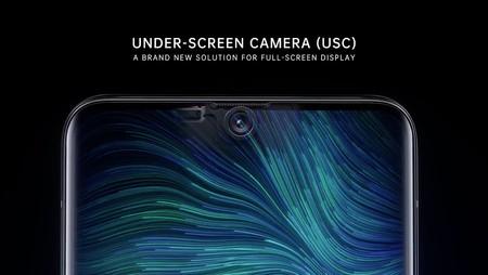 La primera cámara bajo la pantalla del mundo es oficial: es de OPPO y así funciona