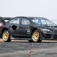 El Subaru WRX STI de Travis Pastrana es la bestia que protagonizará el próximo Gymkhana
