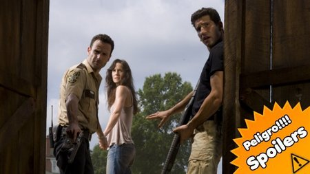 'The Walking Dead' nos deja atónitos hasta febrero