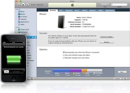 iPhone 2.1, primeras impresiones