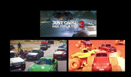 ¡Que comience la diversión! Ya está disponible el mod multijugador para Just Cause 3 en PC