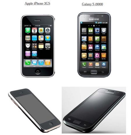 Apple V Samsung 2011