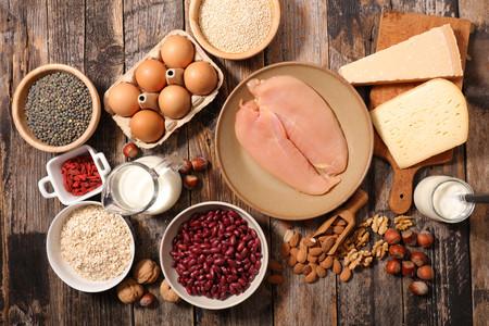 Dieta proteica que se puede comer
