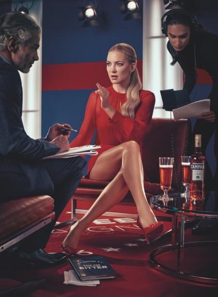 Kate Hudson Campari 2016 Calendar Pictures06