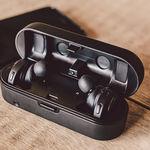 Auriculares Audio-Technica ATH-CKR7TW: adiós a los cables y soporte para aptX y Bluetooth 5.0