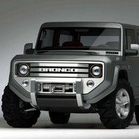 Rumor: El nuevo Ford Bronco será un gran 'off-roader' con muchas opciones de personalización
