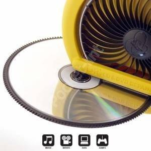 Reparador de Cds y DVDs