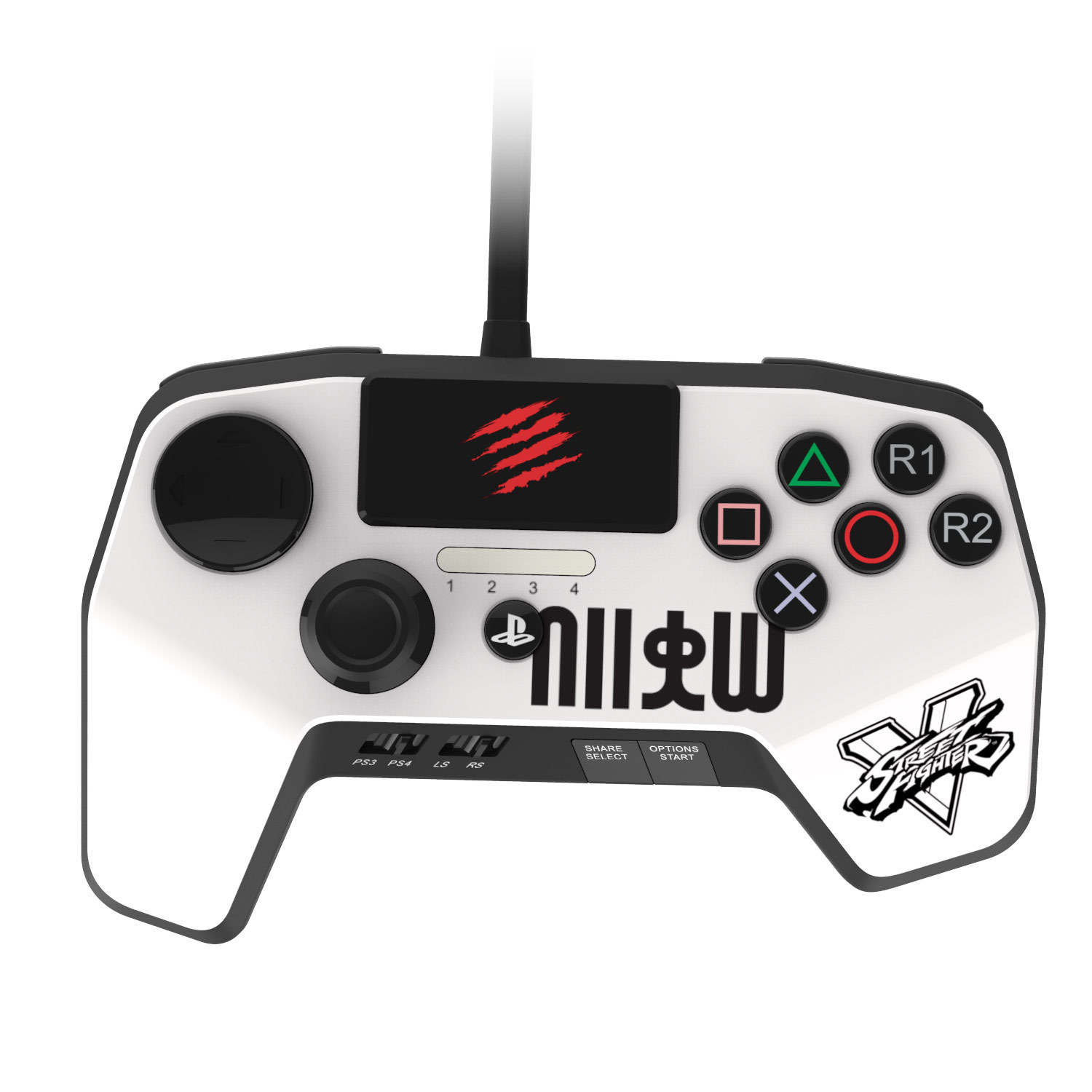 Mad Catz, Street Fighter V