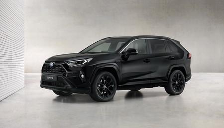 Toyota RAV4 Hybrid Black Edition: El lado oscuro de un híbrido