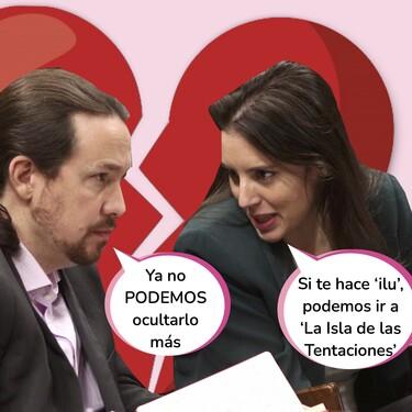 Pablo Iglesias e Irene Montero: cada vez más rumores de que se separan tras 5 años de relación y ponen a la venta el mítico chalé de Galapagar