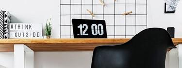 Cuatro consejos para preparar tu oficina en casa para la vuelta al (tele)trabajo