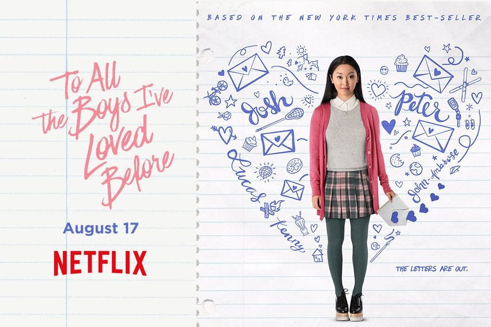 'all the boys that I fell in love with': a charming romantic comedy that deserves its huge success