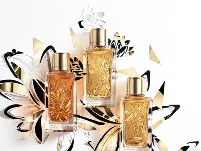 Les Crus de Lancôme, seis perfumes que han nacido bajo el signo de las flores y del hedonismo