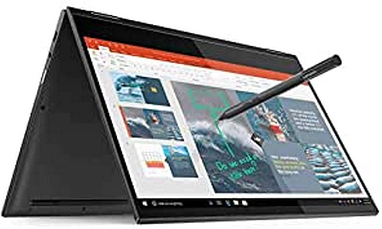 "Lenovo Yoga C630 - Portátil Convertible 13.3"" FullHD - (Qualcomm Snapdragon 850, 8GB RAM, 256GB SSD, Integrated Qualcomm Adreno 630 Graphics, Windows 10 Home), Color Gris - Teclado QWERTY Español"