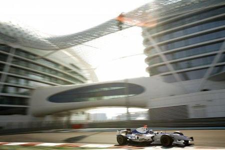 Michael Herck se lleva el mejor tiempo en el último día de pruebas de la GP2 en Abu Dhabi
