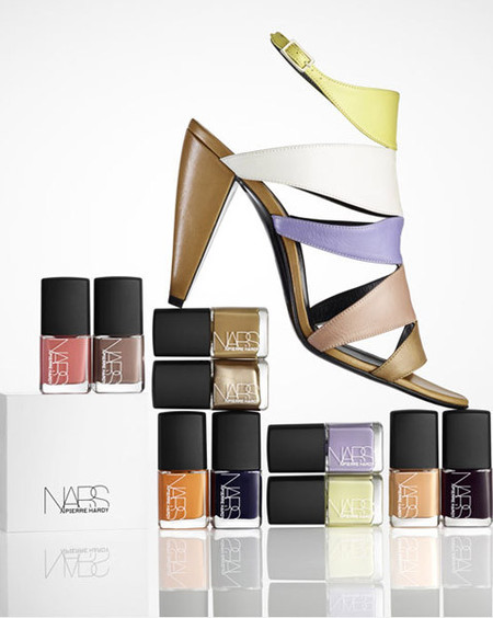 Nars Cosmetics y Pierre Hardy, la colaboración de la que todo el mundo habla