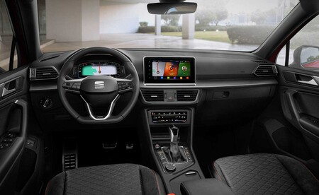 SEAT Tarraco e-HYBRID precios España SUV híbrido enchufable