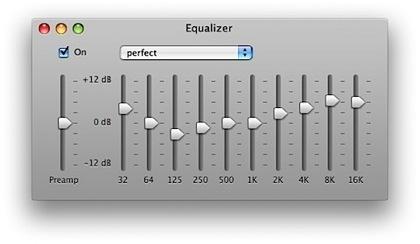 Mejora el sonido de iTunes con la ayuda del ecualizador