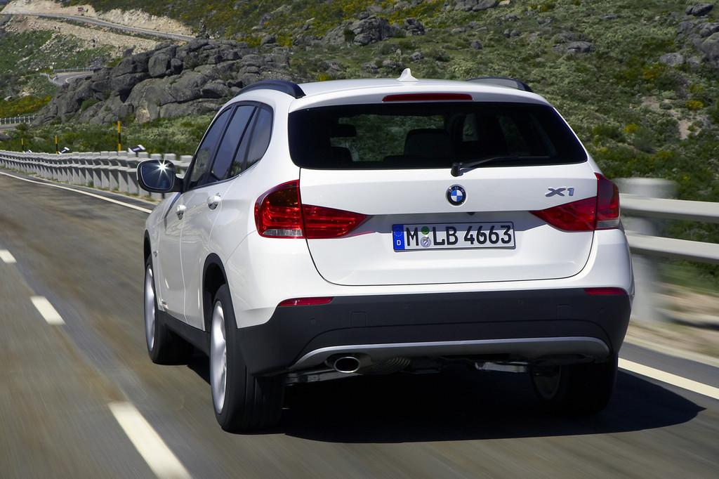 Foto de BMW X1 (33/120)