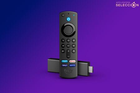 Convierte tu viejo televisor en Smart TV con el Fire TV Stick (2021) por 31,99 euros en MediaMarkt: Netflix, Apple TV+ y mucho más