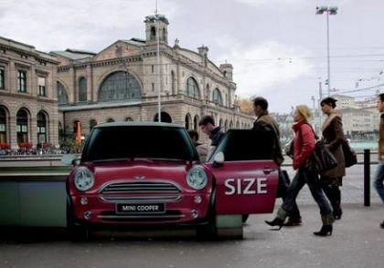 Mini Metro Station, el tamaño importa