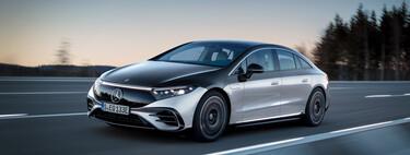 Mercedes-Benz EQS: 2.5 toneladas de lujo puro, poder y la tecnología que marcará el paso de la industria
