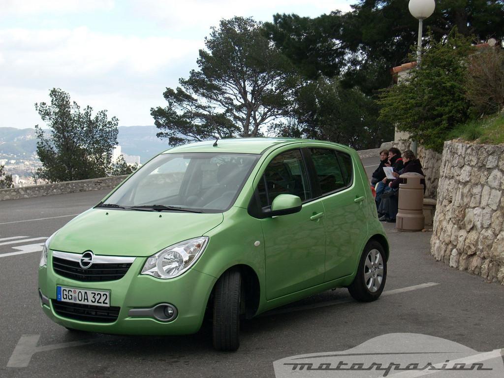 Foto de Opel Agila (presentación) (13/18)