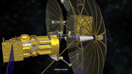 Phoenix, el plan de DARPA para reciclar y reutilizar satélites alrededor de la tierra en 2015