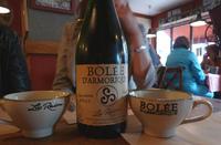 Cocina de Bretaña: sidra, cerveza y gaseosa
