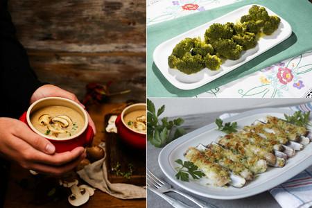 Paseo por la gastronomía de la red: 13 recetas para un menú completo, del desayuno hasta la cena